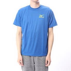 テニス 半袖Tシャツ バックロゴ 背面ロゴ 練習 プラクティス トレーニング バドミントン ソフトテニス ウェア 62JA6Z0183
