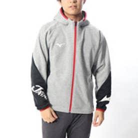 テニス パーカー JAPANスウェットシャツ 62JC8X1105