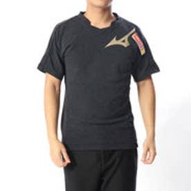 バレーボール 半袖Tシャツ ストレッチフリース プルオーバーシャツ V2MC850197