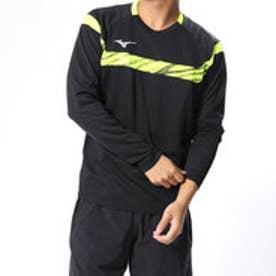 陸上/ランニング 長袖Tシャツ プラクティスシャツ長袖 U2MA850194