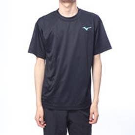 テニス 半袖Tシャツ バックロゴ 背面ロゴ 練習 プラクティス トレーニング バドミントン ソフトテニス ウェア 62JA9Z0192