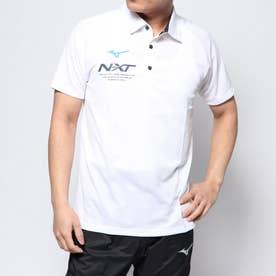 半袖機能ポロシャツ N-XT ポロシャツ 32JA027501