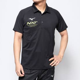 半袖機能ポロシャツ N-XT ポロシャツ 32JA027509