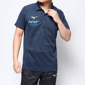 半袖機能ポロシャツ N-XT ポロシャツ 32JA027514