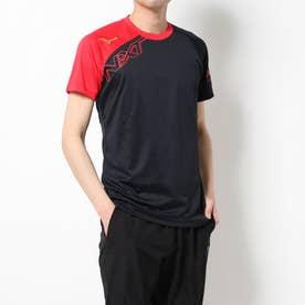 バレーボール 半袖Tシャツ プラクティスシャツ V2JA040196