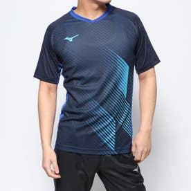サッカー/フットサル 半袖シャツ ジャガードフィールドシャツ P2MA004114
