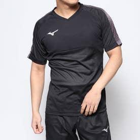 サッカー/フットサル 半袖シャツ ジャガードフィールドシャツ P2MA004009