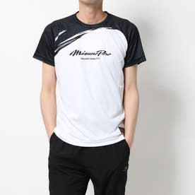 野球 半袖Tシャツ グラフィックTシャツ 12JA0T5809