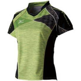 レディース 卓球 半袖Tシャツ ゲームシャツ 82JA720137
