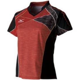 レディース 卓球 半袖Tシャツ ゲームシャツ 82JA720162