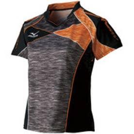 レディース 卓球 半袖Tシャツ ゲームシャツ 82JA720109