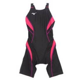 レディース 水泳 競泳水着 ストリームアクティバ ハーフスーツ オープン N2MG824096【返品不可商品】