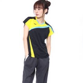レディース バドミントン 半袖 Tシャツ ゲームシャツ72MA820509