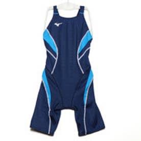 レディース 水泳 競泳水着 ストリームアクティバ ハーフスーツ(オープン) N2MG824082【返品不可商品】