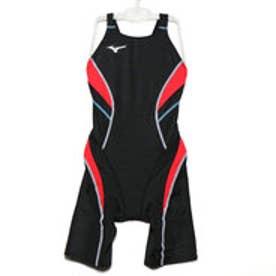 レディース 水泳 競泳水着 ストリームアクティバ ハーフスーツ(オープン) N2MG824097【返品不可商品】