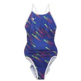 レディース 水泳 競泳水着 エクサースーツ ミディアムカット N2MA976227【返品不可商品】