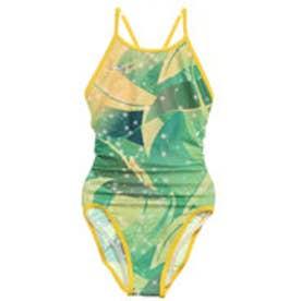 レディース 水泳 競泳水着 エクサースーツ ミディアムカット N2MA976135【返品不可商品】