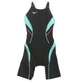 レディース 水泳 競泳水着 ストリームアクティバ ハーフスーツ(オープン) N2MG824099【返品不可商品】