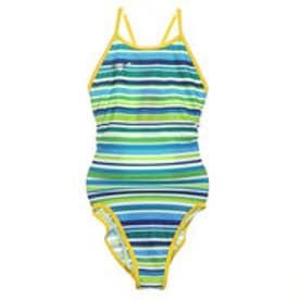 レディース 水泳 競泳水着 エクサースーツ ミディアムカット N2MA976027【返品不可商品】