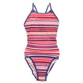 レディース 水泳 競泳水着 エクサースーツ ミディアムカット N2MA976067【返品不可商品】