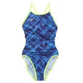 レディース 水泳 競泳水着 エクサースーツ ミディアムカット N2MA976427【返品不可商品】