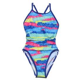 レディース 水泳 競泳水着 エクサースーツ ミディアムカット N2MA026927 【返品不可商品】