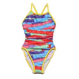 レディース 水泳 競泳水着 エクサースーツ ミディアムカット N2MA026962 【返品不可商品】