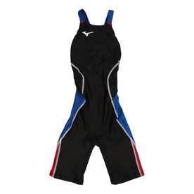 レディース 水泳 競泳水着 STREAM ACE ハーフスーツ(レースオープンバック) N2MG122491 【返品不可商品】 (他)