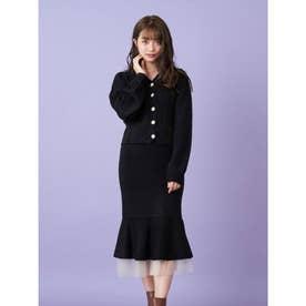 フェアリースカート (ブラック)