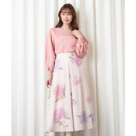 オリジナルフラワースカート (オフホワイト)