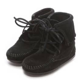 【Kid's】MINNE TONKA ANKLE HI TRAMPER BOOT(Black)