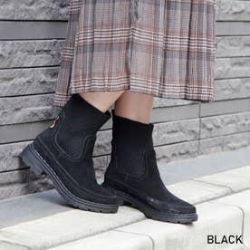 18m09-bls (BLACK SUEDE)
