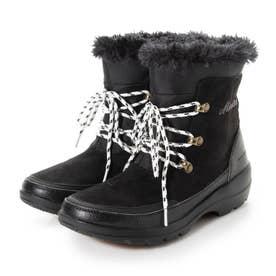 防寒ブーツ (ブラック)