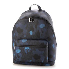 PAINTERLY CAMO BACKPACK (MIDNIGHT)