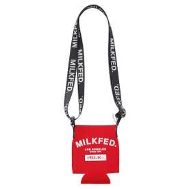 MILKFED.xCRAZY CREEK SHOULDER DRINK SLEEVE (レッド)