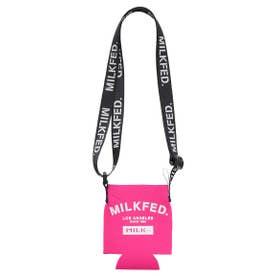 MILKFED.xCRAZY CREEK SHOULDER DRINK SLEEVE (ピンク)