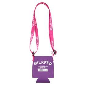 MILKFED.xCRAZY CREEK SHOULDER DRINK SLEEVE (パープル)