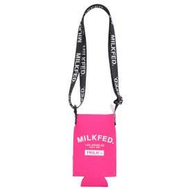 MILKFED.xCRAZY CREEK SHOULDER LONG DRINK SLEEVE (ピンク)