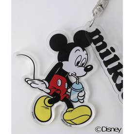 【Disney】KEY CHAIN / MICKEY (BLACK)