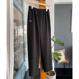 SOLID PANTS (BLACK)