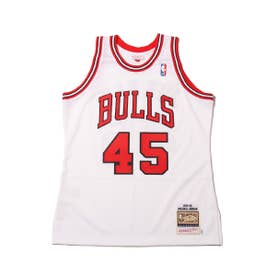 Mitchell & Ness AUTHENTIC JERSEY #23 MIC (WHITE)