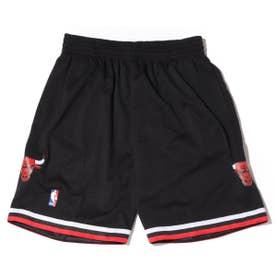 Swingman Road Shorts Chicago Bulls 1997-98 (BLACK)