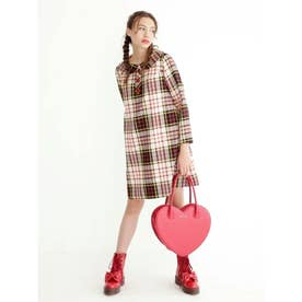 Bee チェックワンピース (COUNTRY tartan)