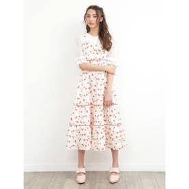チェリーナ dress (オフチェリー)