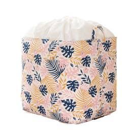 布団収納袋 衣類収納袋 衣替え収納ボックス 羽毛布団 引越しやシーズンオフに役たつ 折りたたみ 押入れ収納袋 クローゼット収納 (ピンク)