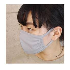 洗える立体布マスク男女兼用ファッションマスク50枚setECOMASK接触冷感 【返品不可商品】 (グレー(11))