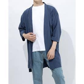 羽織り (ネイビー)