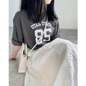 ナンバリングTシャツ (スミクロ)
