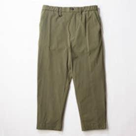 MNT 4WAY Stretch Wide Pants /KHAKI
