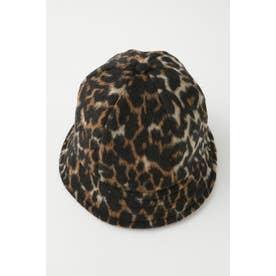 BERMUDA HAT (柄ブラウン)